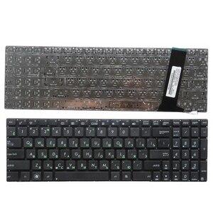 Image 2 - GZEELE Russian RU Keyboard for ASUS N56 N56V N76 N76V N76VB N56DY N76VJ N76VM N76VZ U500VZ N56VV N56VZ U500VZ U500 U500V black
