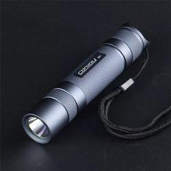 Серый конвой S2 + SST40 1800lm 5000K 6500K управление защитой от температуры 18650 фонарик для кемпинга охотничий светодиодный фонарь