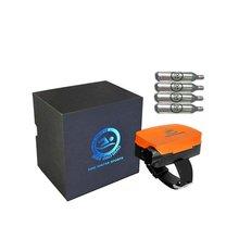 Гидроизоляционный защитный инструмент спасательный Браслет Водонепроницаемая подушка безопасности надувной аварийный Начинающий Дайвинг незаменимый самоспасатель