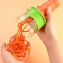 Grater-Cutter Potato-Slicer Spiral-Tools Salad Noodle Spaghetti-Maker Vegetable Carrot
