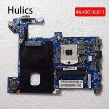 Hulics 48.4SG16.011 подходит для lenovo G580 Материнская плата ноутбука DDR3 LG4858 11291-1
