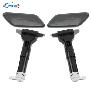 Image 1 - MTAP Headlight Washer Nozzle Cover For Honda CRV Asian RM 2012 2013 2014 Headlamp Cleaning Nozzle Cap For CR V Euro 2007 2011