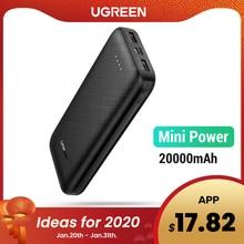 Ugreen Power Bank 20000mAh External Mobile Battery Charger P