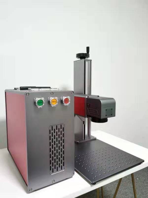 Wtsfwf hohe qualität faser laser gravur drucker maschine metall edelstahl druck racycus laser quelle