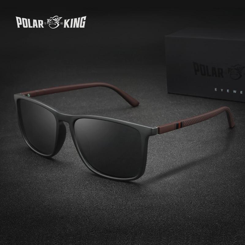 Polarized Sunglasses Driving Shades Classic Travel Fishing Vintage Male Men's Luxury