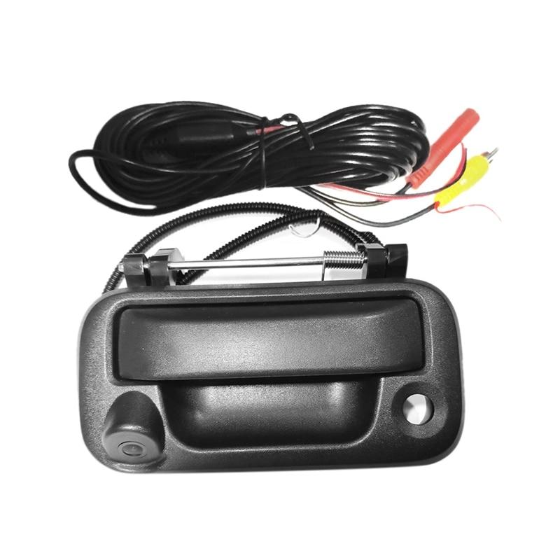 Tailgate Backup Reverse Handle With Camera Rear View Camera Reverse Camera For Ford F150/F250/F350/F450 For Universal Monitors