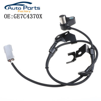 Front Right New ABS Wheel Speed Sensor For Mazda 626 GF GW 1997 1998 1999 2000 2001 2002 GE7C-43-70X GE7C4370X image