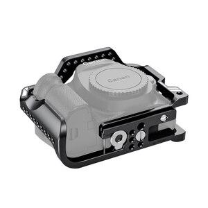 Image 2 - سمولتوير 6D شكل المناسب قفص لكانون EOS 6D هيكل قفصي الشكل للكاميرا مع المدمج في لوحة أركا و أري تحديد موقع الثقوب 2407