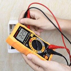 HT108L Multimeter Digital Ohm Voltage Ampere Resistance 2000 counts 600V AC DC Voltage Meter Multimetro