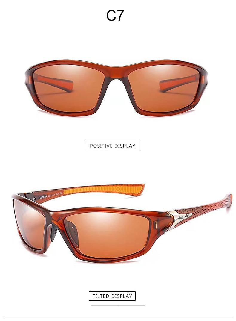 2020 New Luxury Polarized Sunglasses Men's Driving Shades Male Sun Glasses Vintage Driving Travel Fishing Classic Sun Glasses 11