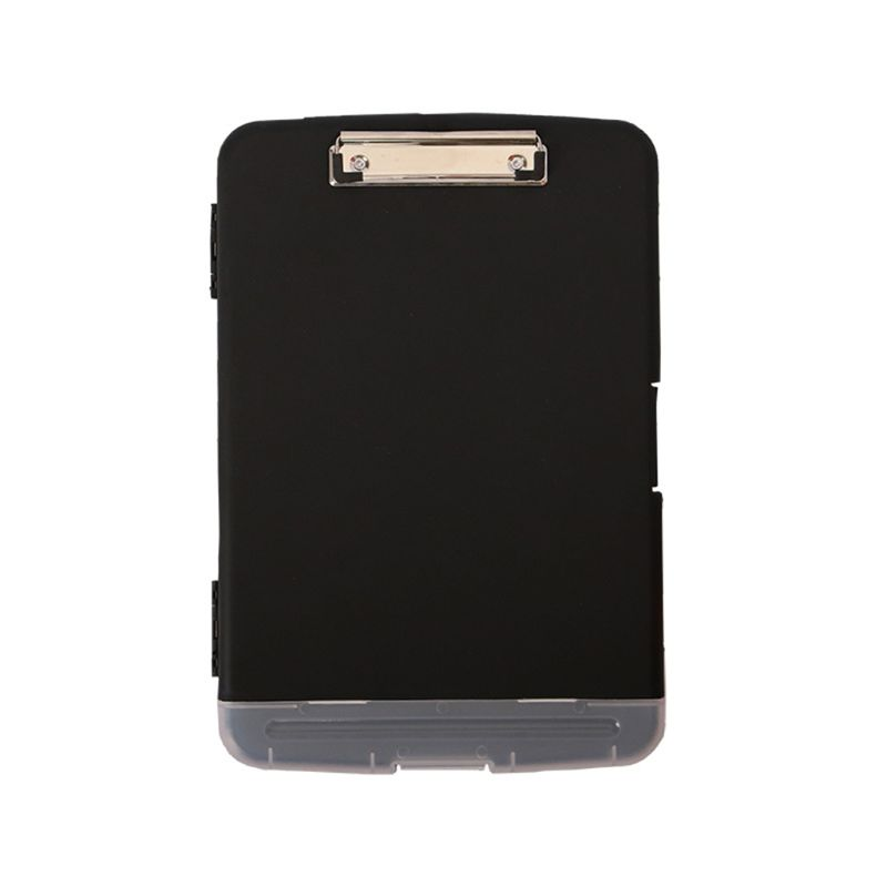 Multifunctional File Folder Organizer Clipboard Box Case Pen Holder Stationery