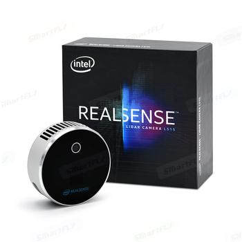 Intel RealSense LiDAR Camera L515 aby przyspieszyć przemysł logistyczny tanie i dobre opinie smartfly Moduł kamery Z nami (pochodzenie)