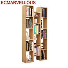 Para Libro Mobilya Bureau Meuble Mueble De Cocina Wall Shelf Cabinet Vintage Wood Furniture Book Retro Decoration Bookshelf Case