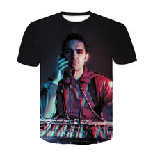 TV Series La Casa De Papel 3d Printed T-shirt Men/women Fashion Casual Hip-hop Popular Streetwear Short Sleeve Tee Tops