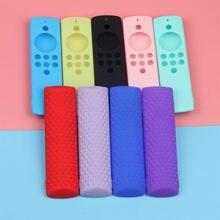 Télécommande Couvre Silicone Étui De Protection Pour Fire TV Stick Lite 2020 à distance Antichoc Couverture ANTIDÉRAPANTE Universelle 9 couleurs