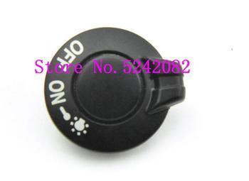 Для Nikon D7100 D7200 верхняя крышка кнопка включения/выключения запасная деталь