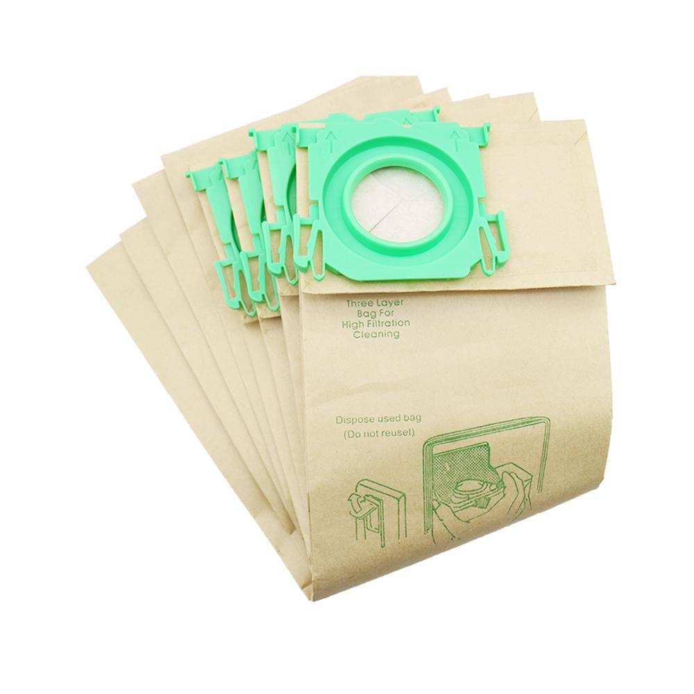 5pcs vacuum cleaner bags fits for Sebo Vacuum Cleaner Hoover Bags X/C/370 X1 X4 X4 X7 Extra/Pet WILL 5093ER C Range and 370 470