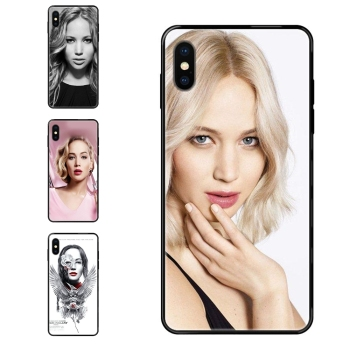 Jennifer Lawrence Acheter For Huawei P8 P9 P10 P20 P30 P40 Lite Plus Pro 2017 P Smart 2019 Black Soft TPU Coque Case Capa image