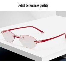 Высокая класс светильник вес розовые очки для чтения модные