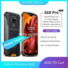 Doogee S68 Pro wytrzymały telefon Helio P70 5.9