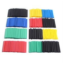 Heat-Shrink-Tube Cable Electrical-Connection-Winding 2:1-Polyolefin-Wire 530pcs And