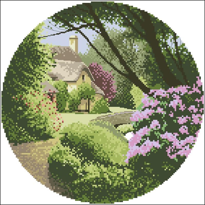 B Secret Garden 秘密花园