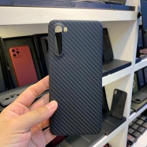 Image 5 - غطاء خلفي من ألياف الأراميد لهاتف OnePlus 7 Pro حافظة واقية 7T 8 nord أغطية من الكربون وأغطية من النايلون تصميم رسمي