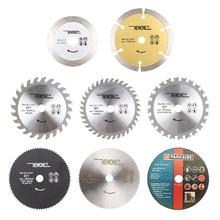 NEWONE Circular Saw Blade cutting disc For Wood/Metal/Plastic HSS Carbide Diamond Resin Blade Cutter Circular Mini Saw Blades
