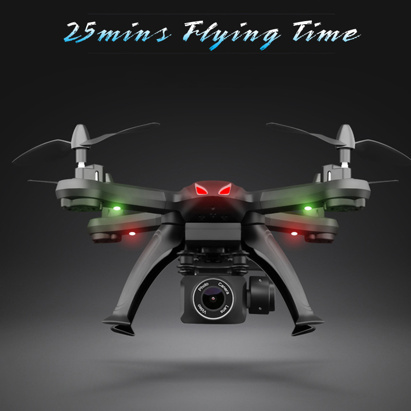 X6s Ultra-long Life Battery Unmanned Aerial Vehicle Aerial Photography High-definition Quadcopter Pressure Set High Drop-resista