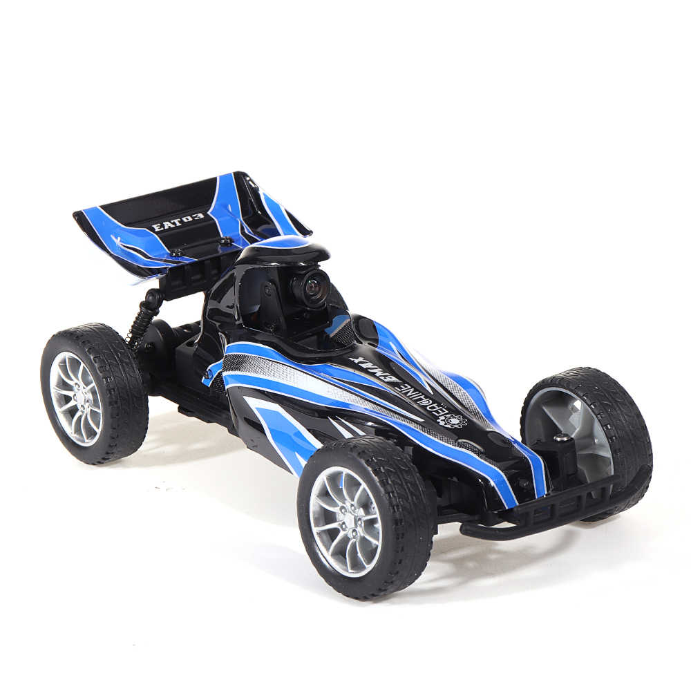 Eachine EMAX EAT03 2,4G Blau Elektrische FPV RC Auto Mit Brille für Abfangjäger Volle Proportional Control RTR Modell RC auto