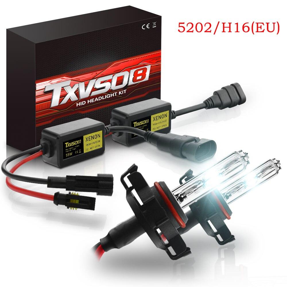 55W HID Xenon H7 Conversion Headlight Slim Ballast Car BI Kit For Nissan Qashqai