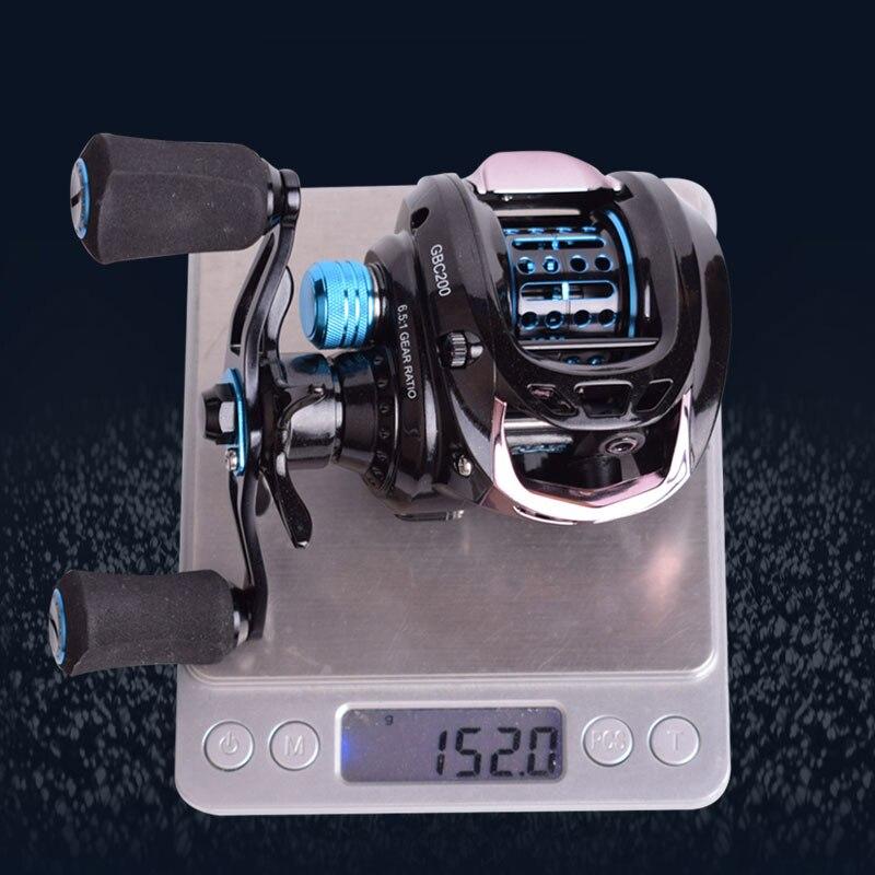 釣りリール 最終割引 1 グラム超軽量釣り餌鋳造リール