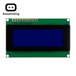 Image 3 - LCD 2004 תצוגת מודול 5V Yello ירוק (כחול) מסך 20*4 LCD