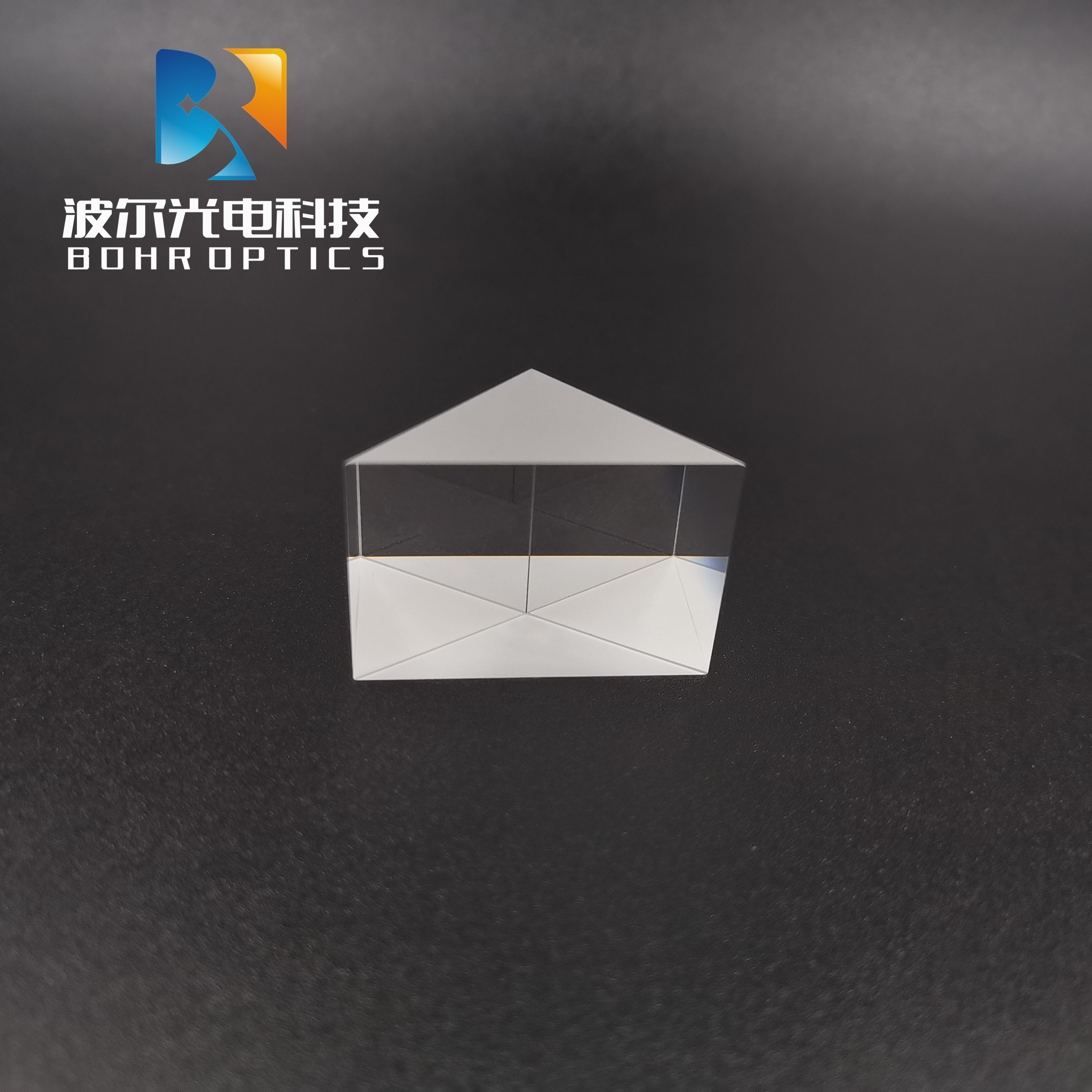 30x30x30mmm No Coating Right Angle Prism N-BK7 (K9) Optical Components Glass for Precision Optical Instruments