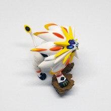 Takara  POKEMON Anime Solgaleo Figure Toys Sun & Moon Action Figures Collection Gifts for Children