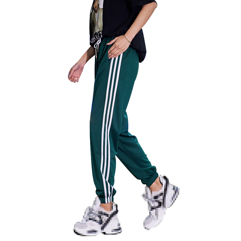 Cargo Pants Women Streetwear  Joggers Sweatpants Wide Pants 2019 Summer And Winter Women's Sports Trousers Casual Pants Female