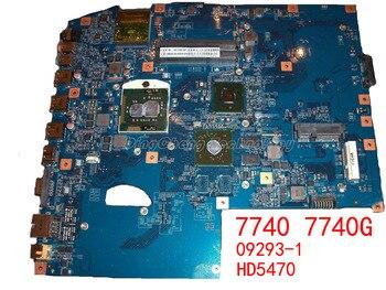 HOLYTIME laptop Motherboard For Acer 7740 7740G MB.PNX01.001 JV70-CP MB 48.4GC01.011 MBPNX01001 HD5470 GPU HM55 DDR3