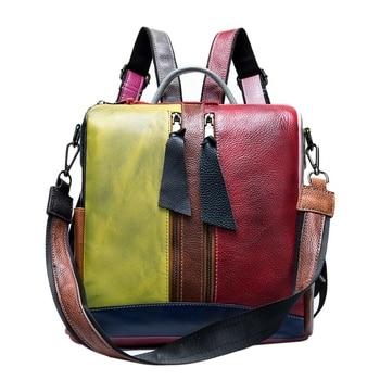 Handbags Women's Leather Bag Women's Shoulder Bags Convertible Crossbody Bags for Women Messenger Bag Laides