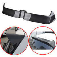 For Volkswagen Golf 7 mk7 GTI 2013 2019 Spoiler Carbon Fiber Decorative pattern rear wing Golf 7 GTI High quality ABS spoiler