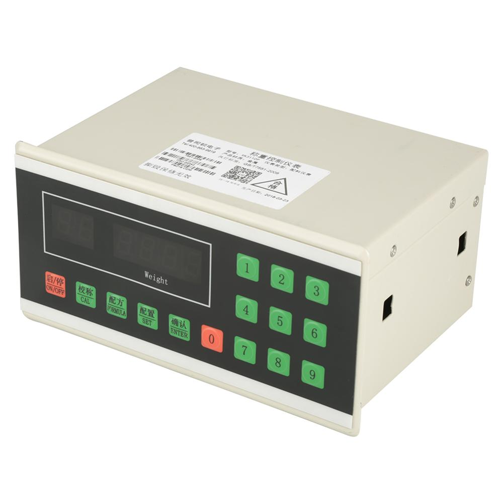 Weight Indicator XK3110P Weighing Controller Batching Instrument Material Weighing Controller Display AC220V Batching Controller