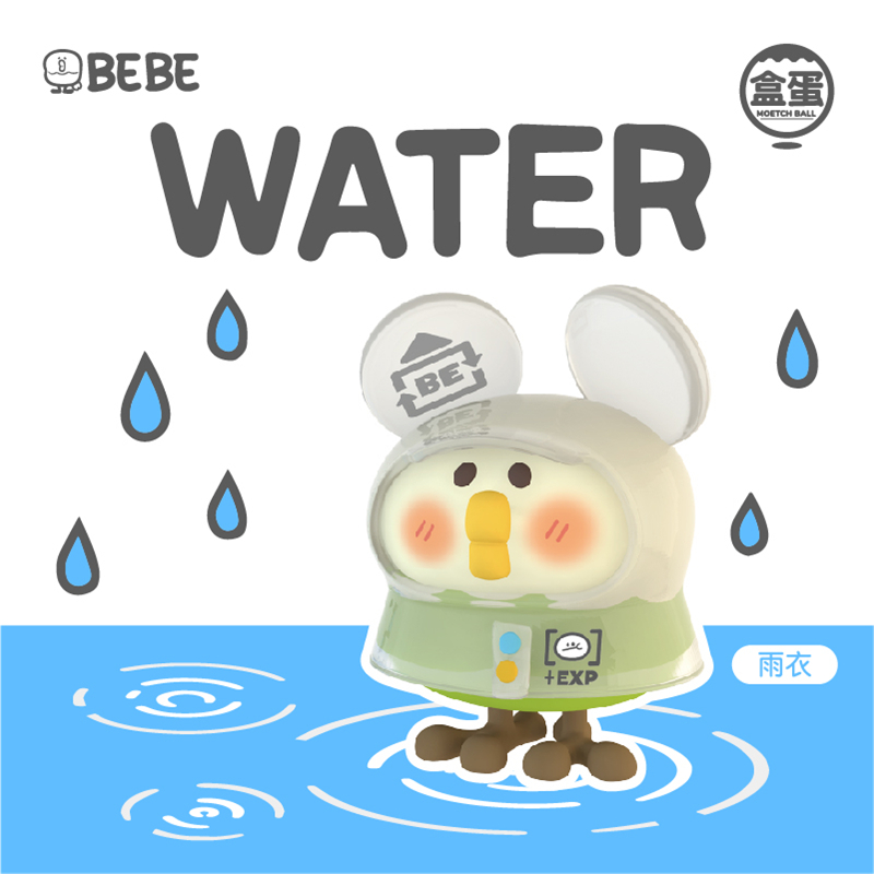 Blind Box Parrot BEBE Fantasy Series Box Egg Mobile Phone Stand Toy Gacha Decoration Gifts Genuine
