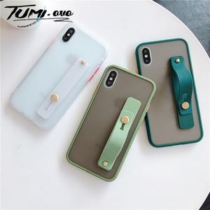 Shockproof Bumper Transparent Phone Case For Huawei Honor 20 Pro 9X 8S 8A Y5 Y6 Pro 2019 Y7 Prime 2019 Y9 Nova 4 5 5i Hard Cases(China)