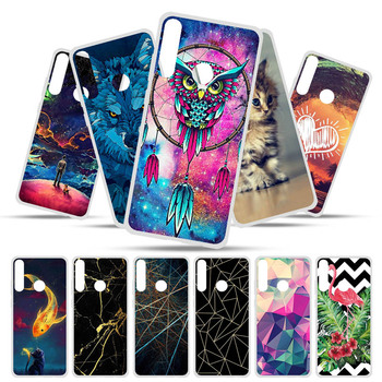 Bolomboy Painted Case For Huawei Y8P Y7P Y6P Y5P Y6S Case Silicone Soft TPU Cases For Huawei Honor 9A 9C 9S 30 Pro Covers Etui bolomboy painted case for alcatel 1c case silicone soft tpu cases for alcatel 1c 5009d cover wildflowers cute animal bags