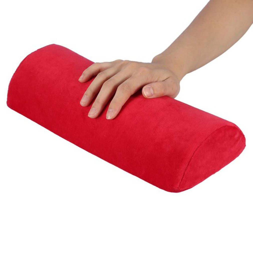 Soft Hand Rest Washable Hand Pillow Sponge Pillow Holder Arm Rest Nail Art Small Manicure Hand Rest Pillow Cushion