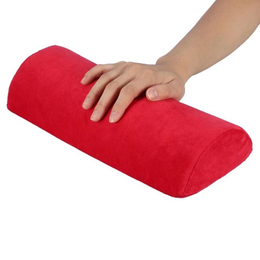 soft hand rest washable hand pillow sponge pillow holder arm rest nail art small manicure hand rest pillow cushion