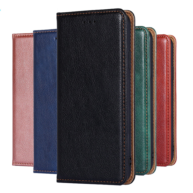 Leather Case For Nokia C3 C2 C1 8.1 7.1 6.1 5.1 Plus 3.1C 6.3 7.3 3.1A 5.4 3.1 2.3 2.2 1.3 3.4 2.4 1.4 Magnetic Flip Cover