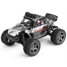 12409 1/12 4WD RC Toys Off Road RC Cars Electric 45km/h Remote Control High Speed Brush Motor Truck RC Climbing Car Toys цена 2017