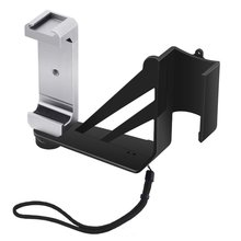 Clip Camera-Accessories Mobile-Phone-Holder Gimbal Pocket 2 for Adapter Foldable
