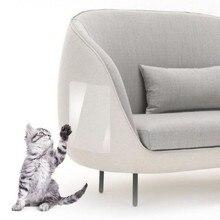 100x15 см Анти кошка царапины лента fot кошки обучение прозрачный, двусторонний Кот царапины лента мебель протектор