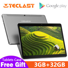 Teclast m20 comprimidos 10.1 Polegada android 8.0 telefone tablet 1920*1200 ips wifi 3 gb ram 32 gb rom global phablet otg(China)